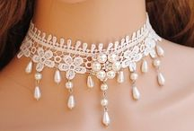 jewellery collection / I love gorgeous jewellery.........