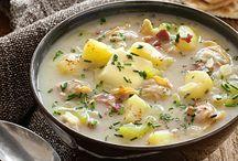 Soup. / by Mallori Macedo