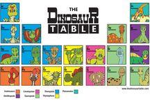 The Dinosaur Table / www.thedinosaurtable.com