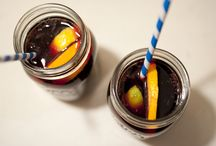 Recipes - Beverages and Frozen Fun / by Tracy Knox