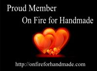 Meet the Team / Creations by members of the On Fire for Handmade Etsy Team and Group on Facebook / by OnFireforHandmade