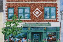 Fabulous bookstores! / by Lucy Burdette