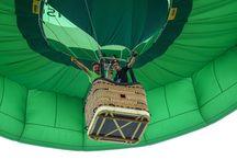 Experience Açores / Ballooning Festival Ribeira Grande.