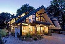 arquitectura y diseño / casas, arte, diseño interior