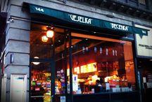 Favorite Places / favorite spots to dine shop and enjoy
