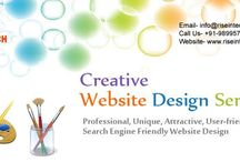 Web Designing / Risein Technology gives you guarantee 100% and satisfaction to each and every customer and we make sure that you approve of the design.