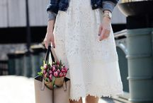 Spring dresses-outfits.. and more