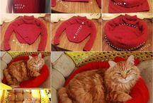 Repurposing Old Sweaters