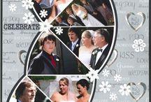 Wedding scrapping