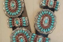 Belts / Turquoise