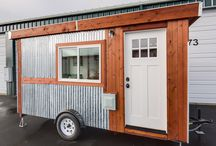 mini casas TINY HOUSES