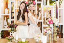 Fabulous Wedding / Inspirati de culorile si florile preferate ale Fabulos Muses am creat o editie limitata dedicata mireselor exuberante. \