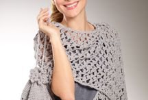 Crochet scarves, cowls & wraps / by Sophia Bradford
