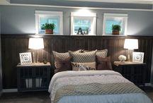 Make Your Bedroom Cozy! / #Michiganmodularhome #michigansystembuilthome #michigancustombuilder #michigannewhomedesign