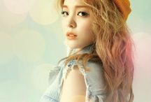 Ailee / Amy Lee (Korean name: Lee Yejin; Hangul: 이예진; Hanja: 李藝眞, born May 30, 1989), better known by her stage name Ailee (Hangul: 에일리), is an Korean-American singer signed to South Korean record label YMC Entertainment.