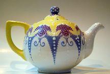 Teapots / by Susan Iverson