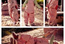 ★ Schnittmuster Freebooks für Kinderkleidung ★