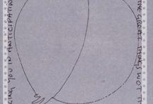 """Рисунки и картины """"The Beatles"""" / О том, что и как рисуют участники группы"""