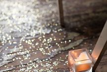 {BN Inspired} Twinkle Twinkle / Earthy with a touch of glitter.