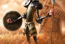 DOM QUIXOTE / Dom Quixote