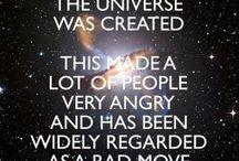 univers feelings...