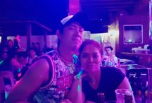 me and buncj
