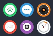 Icons & Vector Graphics / Resources for icons and vector graphics