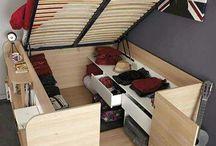 Small Spaces Big Storage