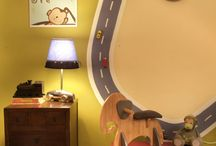 Liam's bedroom / by Katrine Wright Teepe