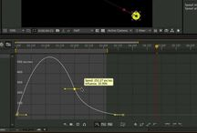 AE workflow CURVE GRAPH EDITOR