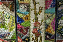 Quilts & Beautiful Blankets / My obsession of collecting blankets & quilts.