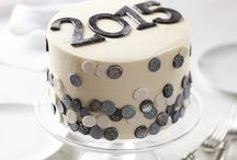 New Year's Eve Cakes, Desserts, and Sweets! / Sharing the best New Year's Eve Cakes, Desserts, and Sweets from My Cake School as well as other great pages!