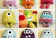 almohadones monstruos