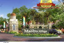 Malibu Village / Malibu Village @ Paramount Serpong - 18 pilihan design rumah [ modern, art deco, japanese, colonial, scandinavian, classic, mediteranian, victorian & american style ] - mulai Rp. 800 Jutaan.