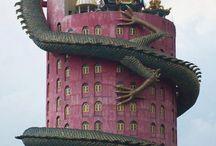 Mischievous Architecture
