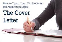 esl : Job Application Skills