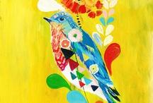 Drawing/Paintings I like / by Jessica Garrett