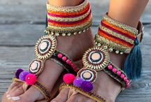 Great sandals and shows