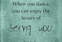 dance quotes and fotos