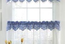 az ablak ruhája / függönyök