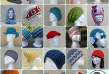 Crochet - Scarves & Hats