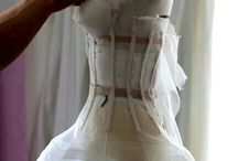 Fabric manipulation and draping / by Julia Aitcheson