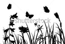 Immagini silhouette