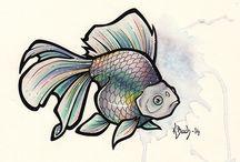 My Ryukin Art