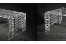 Arabesque Reinvented / The beauty and intricacy of Islamic pattern reinvented with contemporary design.