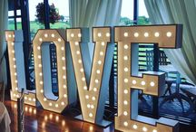 Wedding Extras - Signs, Table Plans.....