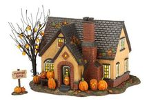 Halloween lighted houses / by Katie Morgan