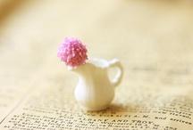 Miniature - Flowers / flowers, plants / by Kundry