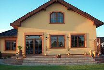kolor elewacji domu