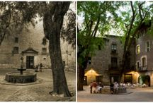 Throw Back Thursdays / A trip to the past with images of yesteryear, of an ancient and full of history Barcelona. #TBT #ThrowbackThursdays